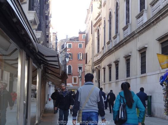 イタリア 新婚旅行 ベネチア DSC00388 1024