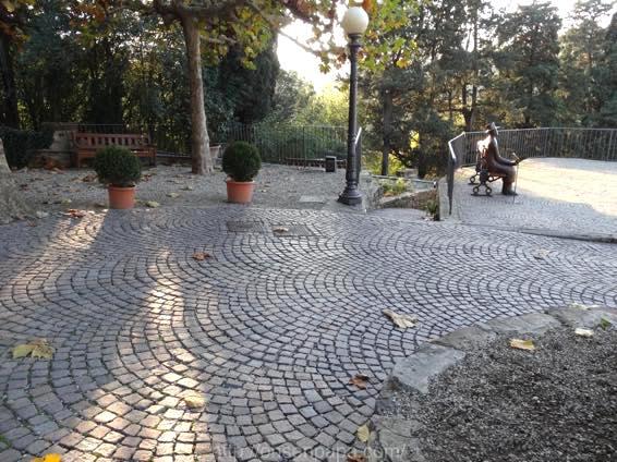 Giardino フィレンツェ delle Rose 01257 1024