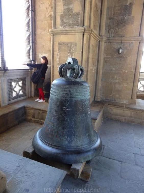 フィレンツェ ジョットの鐘楼  01530