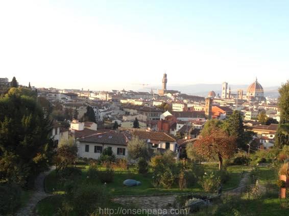 Giardino フィレンツェ delle Rose 01264 1024