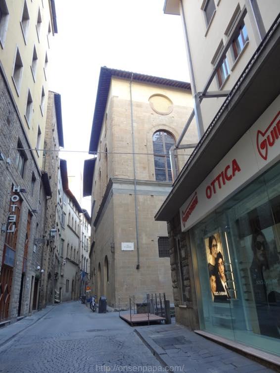 フィレンツェ 観光 おすすめ  01364