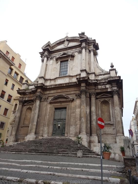 スペイン広場 ローマ 新婚旅行 01777