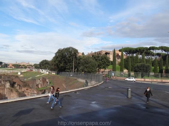 ローマ コロッセオ  2142