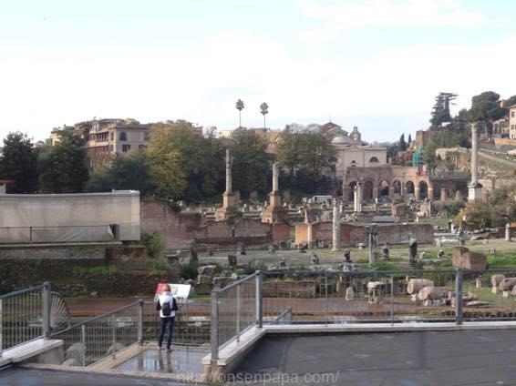 ローマ コロッセオ  2108