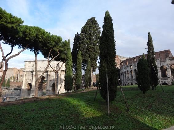 ローマ コロッセオ  2131