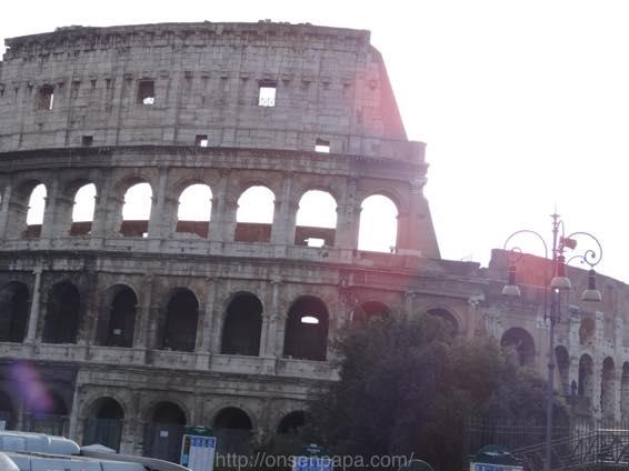 ローマ コロッセオ  2115