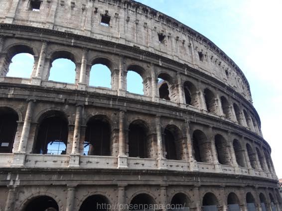 ローマ コロッセオ  2122