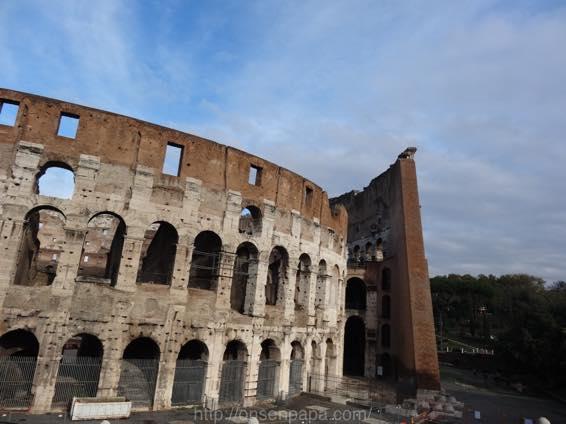 ローマ コロッセオ  2126