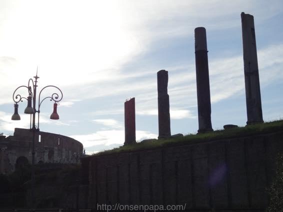 ローマ コロッセオ  2113