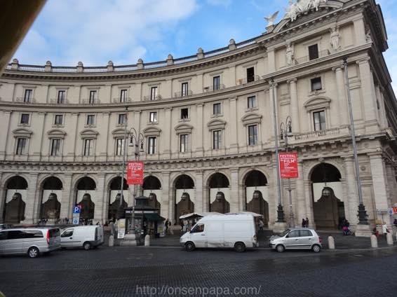 ローマ コロッセオ  2017