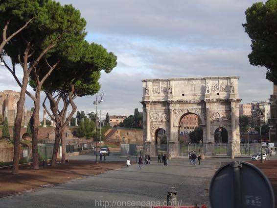 ローマ コロッセオ  2132