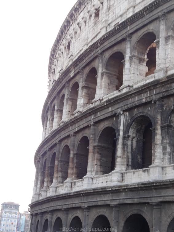 ローマ コロッセオ  2119