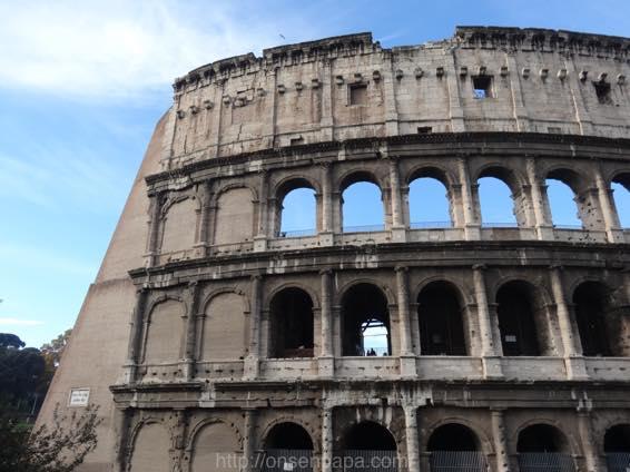 ローマ コロッセオ  2123
