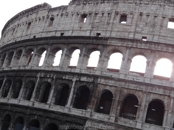ローマ コロッセオ  2116