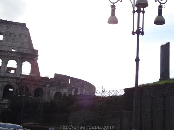 ローマ コロッセオ  2114
