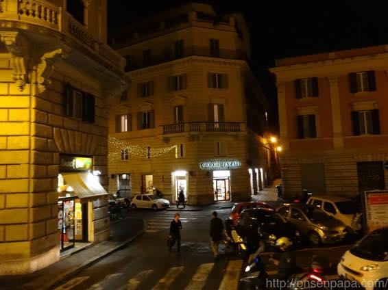 ローマ バス 夜 DSC02790 1024