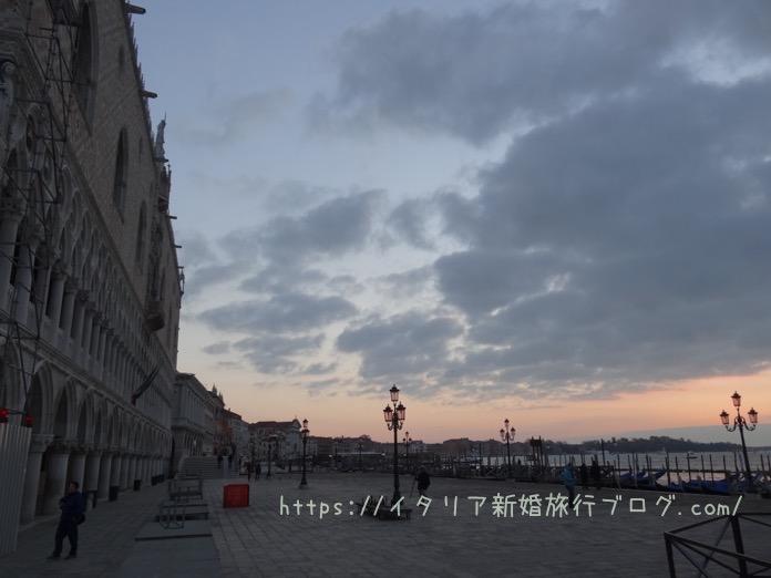 ベネチア イタリア 新婚旅行 ブログ DSC00885