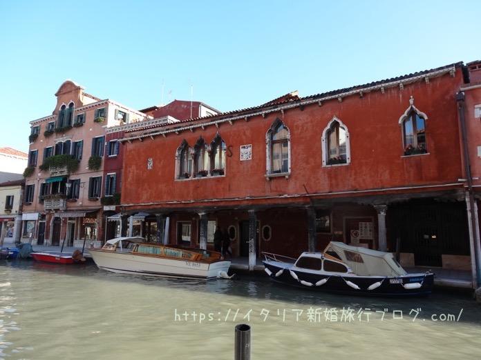 ベネチア イタリア 新婚旅行 ブログ DSC00698