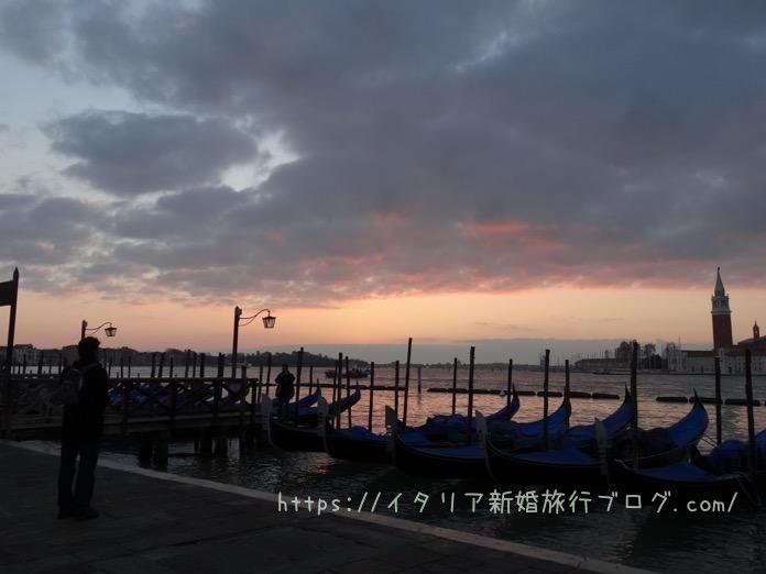 ベネチア イタリア 新婚旅行 ブログ DSC00895