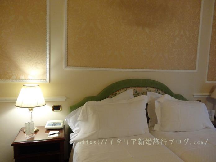 イタリア 新婚旅行 ホテル フィレンツェ ブログ DSC01066