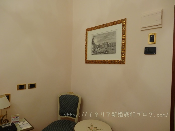 イタリア 新婚旅行 ブログ Hotel Cavalletto e Doge Orseolo DSC00147