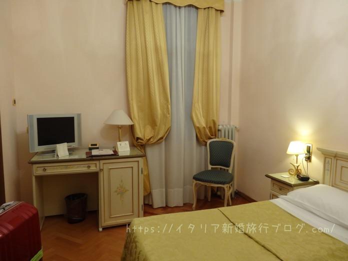 イタリア 新婚旅行 ブログ Hotel Cavalletto e Doge Orseolo DSC00145