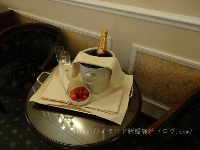 イタリア 新婚旅行 ホテル フィレンツェ ブログ DSC01068