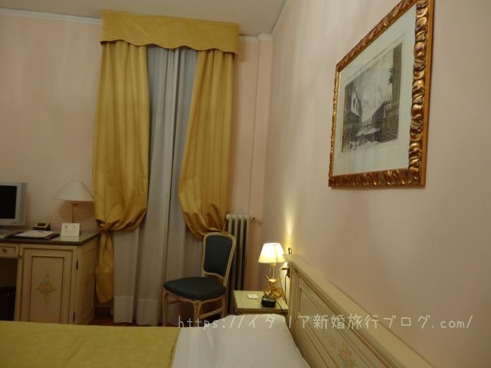 イタリア 新婚旅行 ブログ Hotel Cavalletto e Doge Orseolo DSC00146