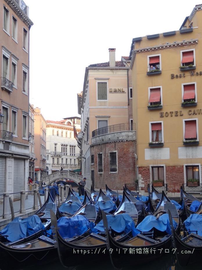 ベネチア イタリア 新婚旅行 Hotel Cavalletto e Doge Orseolo DSC01019