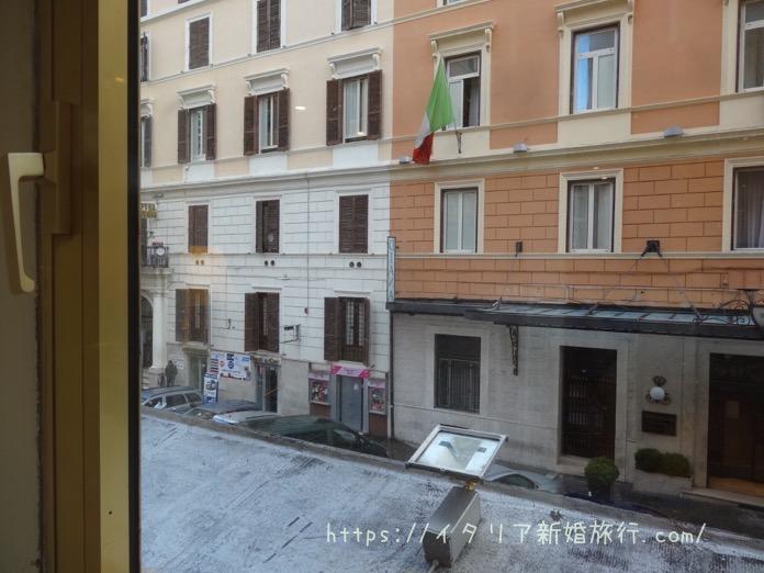 ローマ ホテル Starhotels Metropole DSC01985