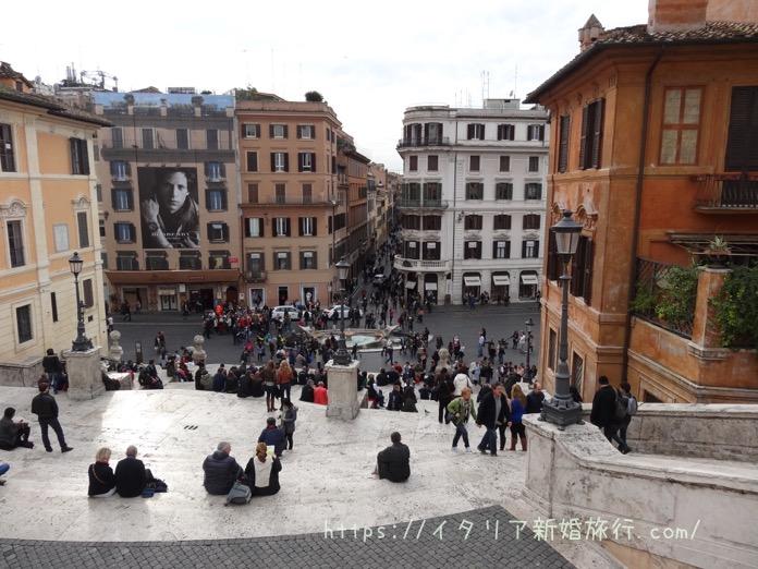 ローマ 新婚旅行 観光地 DSC01793