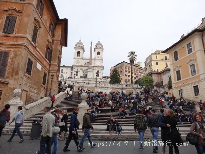 ローマ 新婚旅行 観光地 DSC01799