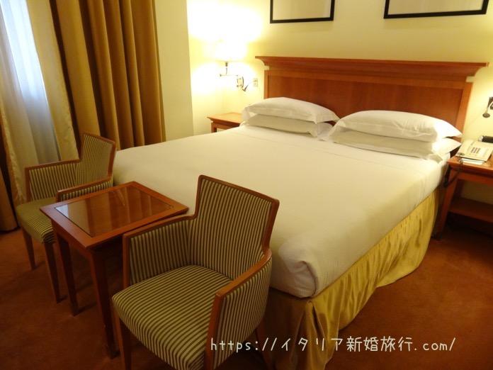 ローマ ホテル Starhotels Metropole DSC01738