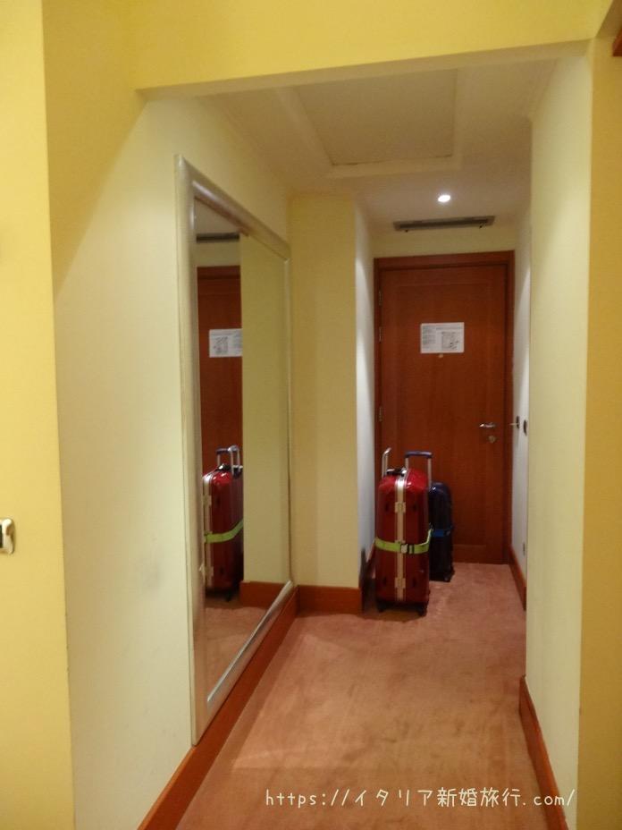 ローマ ホテル Starhotels Metropole DSC01740